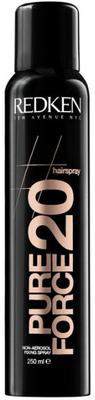 Redken Pure Force 20 250ml i gruppen Hårvård / Styling / Styling Hold / Hard hold hos ginos.se (18010574)