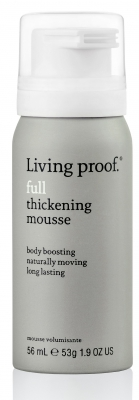 Living Proof Full Thickening Mousse 56ml i gruppen Hårvård / Styling / Styling Mousse / Styling Mousse - Soft hold hos ginos.se (32552)