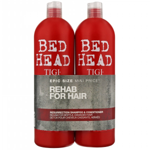Tigi Bed Head Resurrection Tweens 2x750 ml i gruppen Kampanjer / TIGI - BedHead hos ginos.se (615908967760)