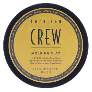American Crew Molding Clay 85g i gruppen Hårvård / Styling / Styling Hold / Hard hold hos ginos.se (7201976000)
