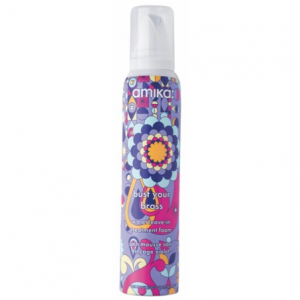 Amika Bust Your Brass Violet Leave-In Treatment 157ml i gruppen Hårvård / Styling / Styling Mousse hos ginos.se (Amika38)