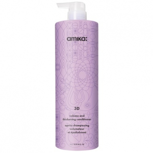 Amika 3D Volumizing And Thickening Conditioner 1000ml i gruppen Hårvård / Styling attribut / Glansförstärkare hos ginos.se (Amika53)