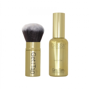 Crissa Get Brush Tan Gold 50ml i gruppen Makeup / Ansikte hos ginos.se (Crissa1001)