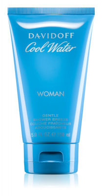 Davidoff Cool Water Woman Shower Gel 150ml i gruppen Parfym / Kvinna hos ginos.se (Davidoff18)