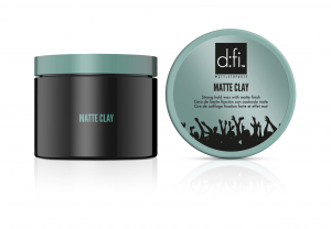 D:fi Matte Clay Duo 2x150g i gruppen Hårvård / Styling / Styling Hold / Hard hold hos ginos.se (Difi2)