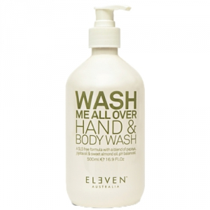 Eleven Australia Wash Me All Over Hand & Body Wash 500ml i gruppen Hudvård hos ginos.se (ELAU1113)