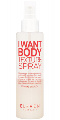 Eleven Australia I Want Body Texture Spray 175ml i gruppen Hårvård / Styling / Finishspray hos ginos.se (ELAU1141)