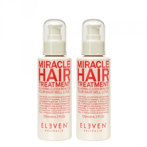 Eleven Australia Miracle Hair Treatment Duo 2x125ml i gruppen Hårvård / Styling / Stylinglotion hos ginos.se (ELAU1144)