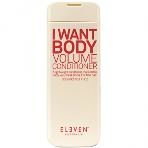 Eleven Australia I Want Body Volume Conditioner 300ml i gruppen Hårvård / Styling attribut / Färgskydd hos ginos.se (ELAU1149)