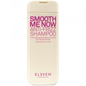Eleven Australia Smooth Me Now Anti Frizz Shampoo 300ml i gruppen Hårvård / Styling attribut / Färgskydd hos ginos.se (ELAU1151)