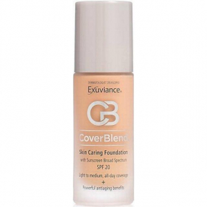 Exuviance Cover Blend Skin Caring Foundation Light To Medium 30ml i gruppen Makeup / Ansikte hos ginos.se (EX18)