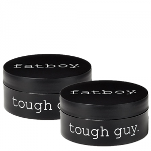 Fatboy Tough Guy Water Wax 2x75g Duo i gruppen Hårvård / Styling / Styling Vax / Styling Vax - Medium hold hos ginos.se (FATB1112)