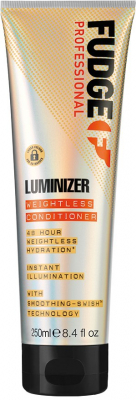 Fudge Luminizer Weightless Conditioner 250ml i gruppen Hårvård / Balsam / Torrt hår hos ginos.se (FudgeLuminizer)