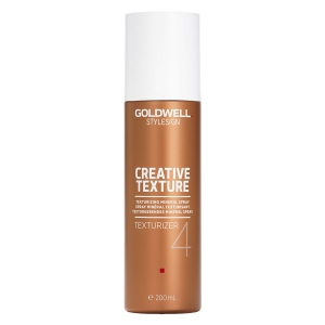 Goldwell StyleSign Creative Texture Texturizer 200ml i gruppen Hårvård / Styling / Styling Hold / Hard hold hos ginos.se (GOLDWELL2341)