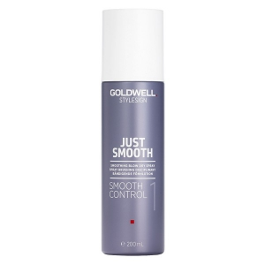 Goldwell Stylesign Just Smooth Smooth Control 200ml i gruppen Hårvård / Styling / Styling Hold / Soft hold hos ginos.se (GW10324)