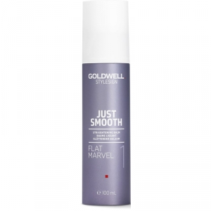 Goldwell StyleSign Just Smooth Flat Marvel 100ml i gruppen Hårvård / Styling / Värmeskydd hos ginos.se (GW20346)