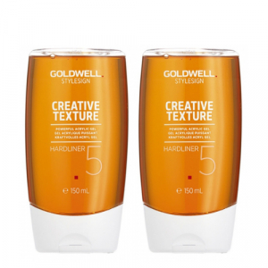 Goldwell StyleSign Creative Texture Hardliner Duo 2x150ml i gruppen Hårvård / Styling / Styling Hold / Hard hold hos ginos.se (GW21)