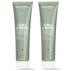 Goldwell StyleSign Curls & Waves Curl Control Duo 2x150ml i gruppen Hårvård / Styling / Styling Hold / Soft hold hos ginos.se (GW22)