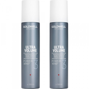 Goldwell Stylesign Ultra Volume Power Whip Duo 2x300ml i gruppen Hårvård / Styling / Styling Hold / Medium hold hos ginos.se (GW37)