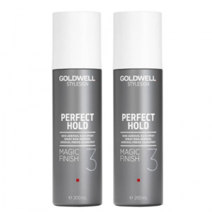 Goldwell StyleSign Perfect Hold Magic Finish Duo 2x200ml i gruppen Hårvård / Styling / Styling Hold / Medium hold hos ginos.se (GW40)