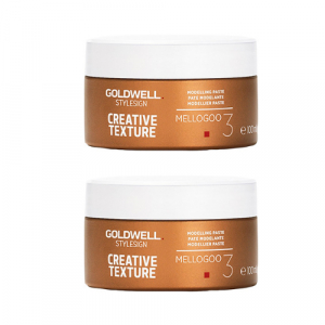 Goldwell StyleSign Creative Texture Mellogoo Duo 2x100ml i gruppen Hårvård / Styling / Styling Hold / Medium hold hos ginos.se (GW54)
