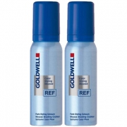 Goldwell Color Styling Mousse REF Refresher 2x75ml i gruppen Hårvård / Styling / Styling Hold / Soft hold hos ginos.se (GW56)