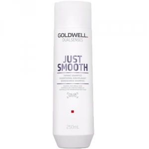 Goldwell Dualsenses Just Smooth Taming Shampoo 250ml i gruppen Hårvård / Styling attribut / Lockar & friss hos ginos.se (GWDS1114)