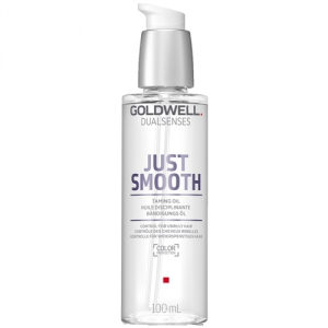 Goldwell Dualsenses Just Smooth Taming Oil 100ml i gruppen Hårvård / Special / Återfuktande hos ginos.se (GWDS1116)