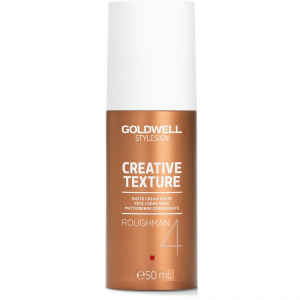 Goldwell StyleSign Creative Texture Roughman 4 Matt Cream Paste 50ml i gruppen Hårvård / Styling attribut / Textur hos ginos.se (GWSS1112)