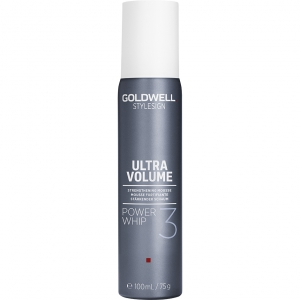 Goldwell StyleSign Ultra Volume Power Whip 100ml i gruppen Hårvård / Styling / Styling Mousse / Styling Mousse - Medium hold hos ginos.se (GWSS1114)
