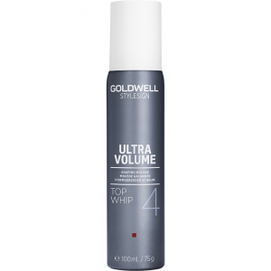 Goldwell StyleSign Ultra Volume Top Whip Shaping Mousse 100ml i gruppen Hårvård / Styling / Styling Hold / Medium hold hos ginos.se (GWSS1116)