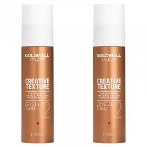 Goldwell StyleSign Creative Texture Crystal Turn Duo 2x100ml i gruppen Hårvård / Styling / Styling Hold / Medium hold hos ginos.se (Goldwell104)