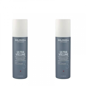 Goldwell StyleSign Ultra Volume Soft Volumizer Duo 2x200ml i gruppen Hårvård / Styling / Styling Hold / Medium hold hos ginos.se (Goldwell114)