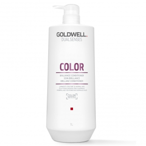 Goldwell Dualsenses Color Brilliance Conditioner 1000ml i gruppen Hårvård / Styling attribut / Färgskydd hos ginos.se (GoldwellColorCond1000)