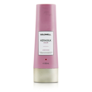 Goldwell Kerasilk Color Conditioner 200ml i gruppen Hårvård / Styling attribut / Färgskydd hos ginos.se (GoldwellKerasilkColorCond)