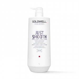 Goldwell Dualsenses Just Smooth Taming Conditioner 1000ml i gruppen Hårvård / Special / Återfuktande hos ginos.se (GoldwellSmoothCond1000)