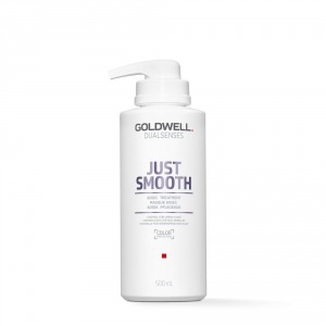 Goldwell Dualsenses Just Smooth 60sec Treatment 500ml i gruppen Hårvård / Hårinpackning / Färgat hår hos ginos.se (GoldwellSmoothMask500)