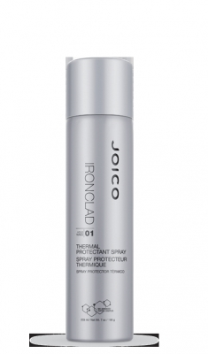 Joico Style & Finish Ironclad Thermal protectant spray 233ml i gruppen Hårvård / Styling / Värmeskydd hos ginos.se (Joico Iron)