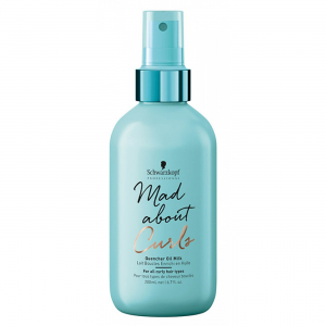 Schwarzkopf Mad About Curls Quencher Oil Milk 200ml i gruppen Hårvård / Styling / Styling Hold / Soft hold hos ginos.se (Mad About7)
