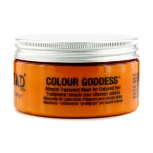 Tigi Bed Head Colour Goddess Miracle Treatment Mask 200g i gruppen Hårvård / Special / Återfuktande hos ginos.se (Tigi-col-mask)