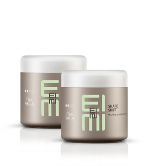 Wella Professionals EIMI Shape Shift Duo 2x150ml i gruppen Hårvård / Styling / Styling Vax / Styling Vax - Medium hold hos ginos.se (WELLA1123)