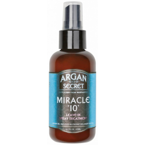 Argan Secret Miracle 10 125ml i gruppen Hårvård / UV Skydd / Styling hos ginos.se (argan-1001-004)