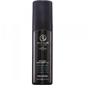 Awapuhi Wild Ginger Styling Treatment Oil 100ml i gruppen Hårvård / Styling / Serum/Droppar/Argan Oil hos ginos.se (awa-09)