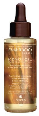 Alterna Bamboo Smooth Kendi Oil Pure Treatment Oil 50ml i gruppen Hårvård / Hårinpackning / Olja/Serum hos ginos.se (bamb-1001-008)