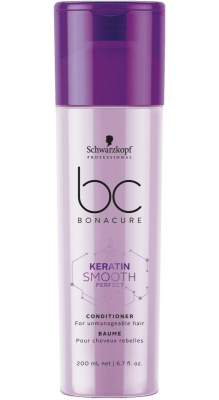 Schwarzkopf BC Bonacure Smooth Perfect Conditioner 200ml i gruppen Hårvård / Balsam hos ginos.se (bc-100001-0052)