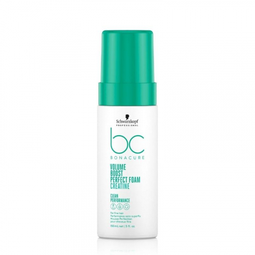 Schwarzkopf BC Bonacure Collagen Volume Boost Perfect Foam 200ml i gruppen Hårvård / Styling / Styling Mousse / Styling Mousse - Soft hold hos ginos.se (bc-100001-0060)