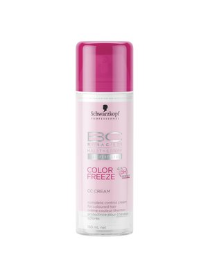 Schwarzkopf BC Bonacure Color Freeze CC Cream 150ml i gruppen Hårvård / Styling / Stylinglotion hos ginos.se (bc-cf-cccream)