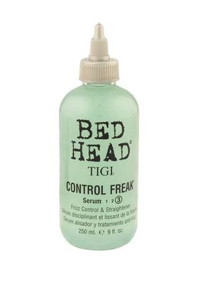 Tigi Bed Head Control Freak Serum 250ml i gruppen Hårvård / Styling attribut / Värmeskydd hos ginos.se (bedhead-10001-12)