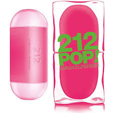 Carolina Herrera 212 POP! Eau de toilette natural spray 60ml i gruppen Parfym / Kvinna hos ginos.se (carr)