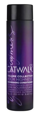 Tigi Catwalk Your Highness Elevating Conditioner 250ml i gruppen Hårvård / Special / Skadat hår hos ginos.se (catwalk-330198)